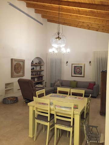 A beautiful home away from home - Alon HaGalil - Hus