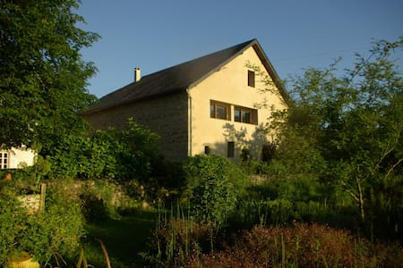 Maison Les Jardins du Cot - Sainte-Colome