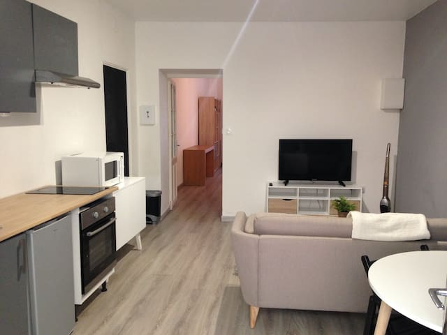 Appartement centre-ville - Revel - Flat