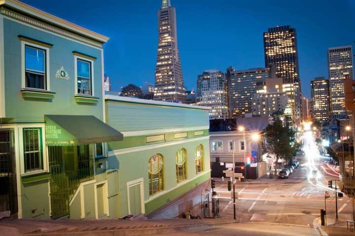 Dorm Beds @ Social SF Hostel #5