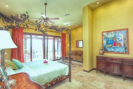 The Panama Suite (private room in amazing villa)