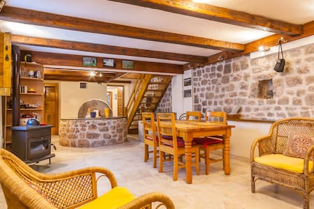 Lustica House, Old Stone Mill House - Marovici