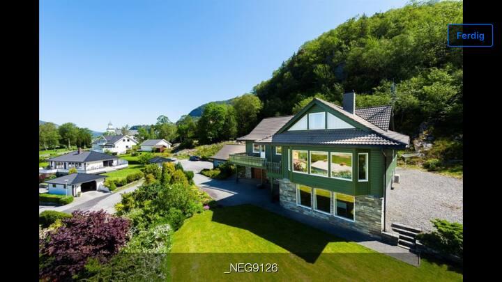 Home in Fister, Ryfylke , north of Stavanger