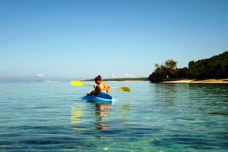 Fijian Dream in a private lagoon... - Sigatoka - Zomerhuis/Cottage
