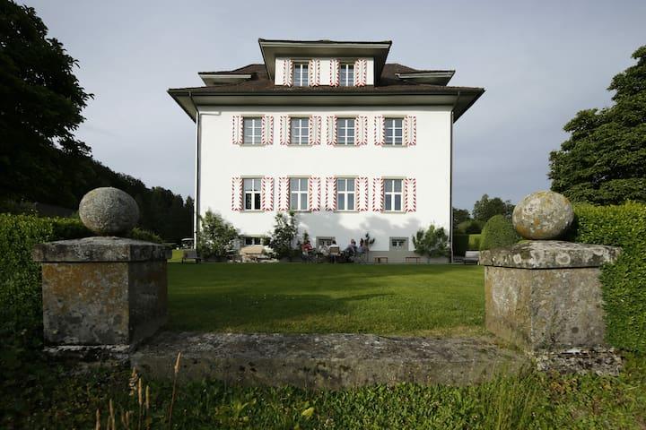 Herrenhaus Dietschiberg Luzern - ลูเซิร์น - วิลล่า