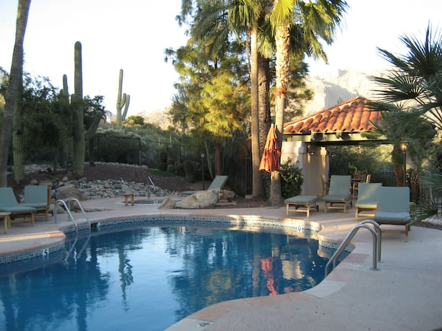 2br - Luxurious Private & Quite 2/2 - Tucson - Daire