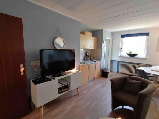 Appartement naast het bos WINTERBERG