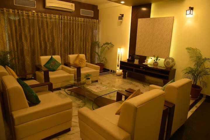 ROYAL PALMS | SUITE-2 |  DOUBLE ROOM STAY | 3-STAR