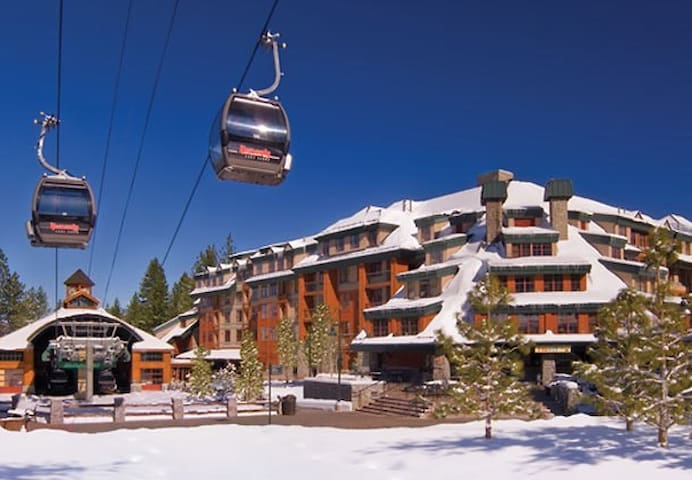 Holiday at Marriott TimberLodge 2BR Villa - South Lake Tahoe - Villa