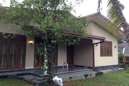 Sri Lanka - House Mattegoda 01/2015 - Appartement
