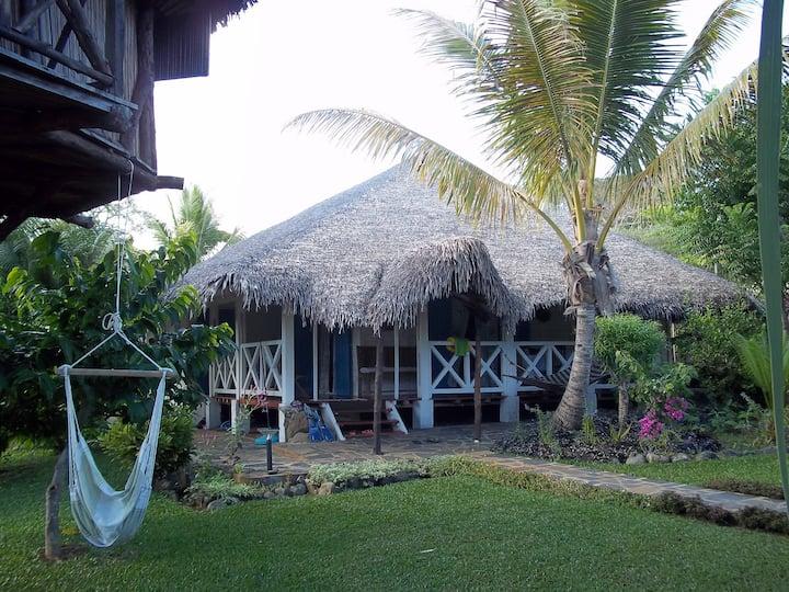 Villa Le Mérou d'Or,Nosy be,piscine