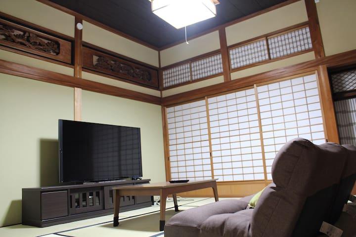 出雲大社近くのゲストハウス 〜NALU house〜