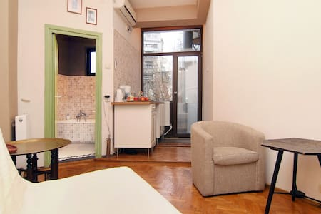 Sunny Studio -- University Square - Bucareste - Apartamento