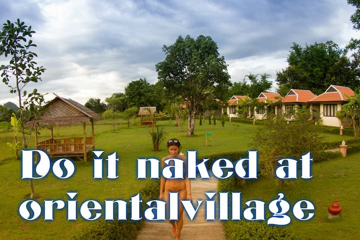 welcome to oriental village - Chiang Mai - Villa