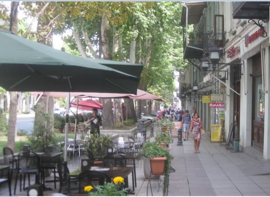#40 Rustaveli Avenue