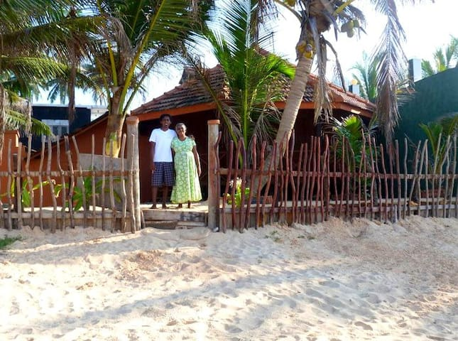 Beach Cabana, Unawatuna - Unawatuna - Bed & Breakfast