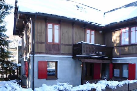 chalet tipico per vacanze montagna - Champoluc-champlan - アパート
