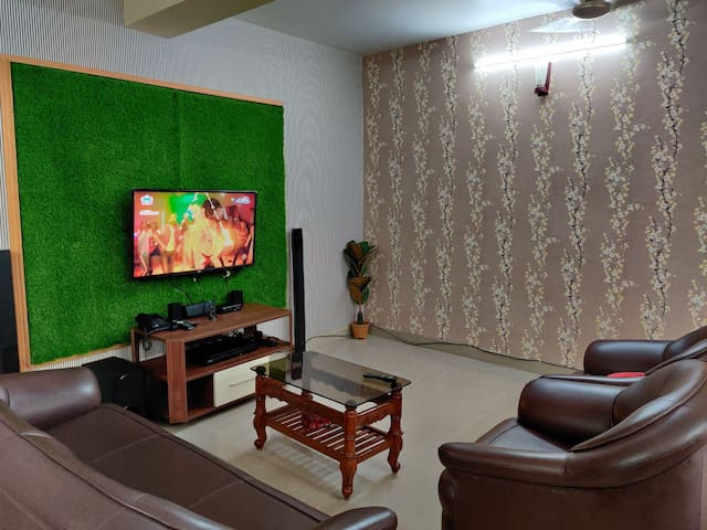 Comfortable & cosy apartment with modern amenities