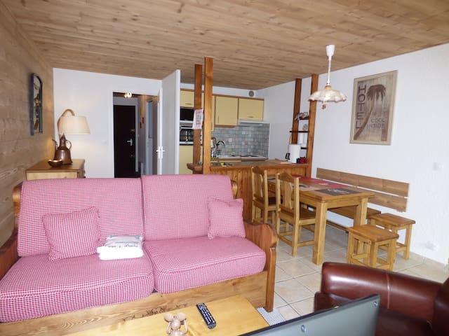 Appartement 6 pers Alpe d'Huez rénové