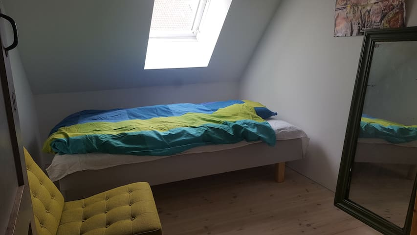 Single room in trendy Copenhagen neighbourhood