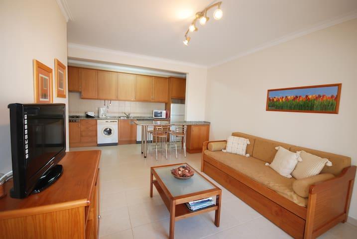 Santa Luzia Brisa Apartamento T1 centro vila