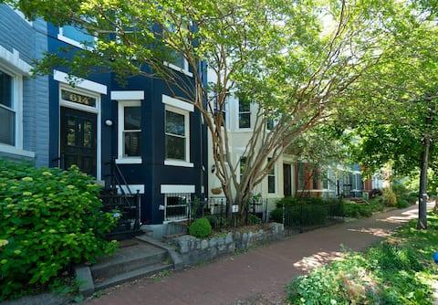 One Bedroom on Quiet Street in Heart of DC