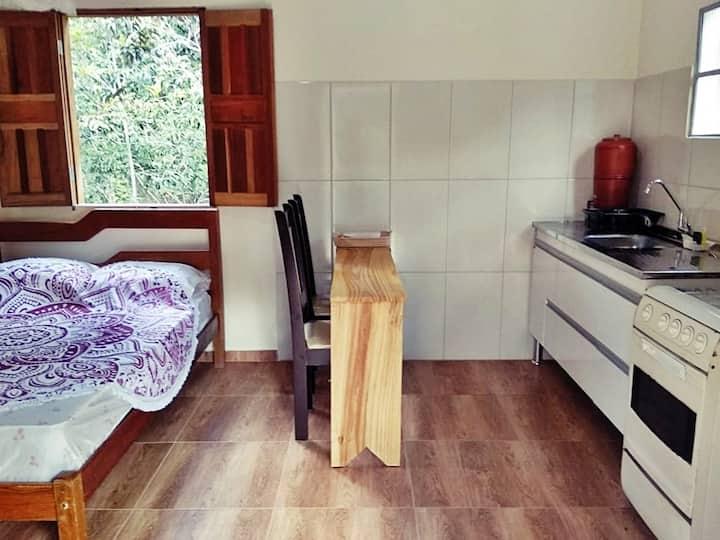 Chalé Encantado - cozinha & conforto l Vale Capão