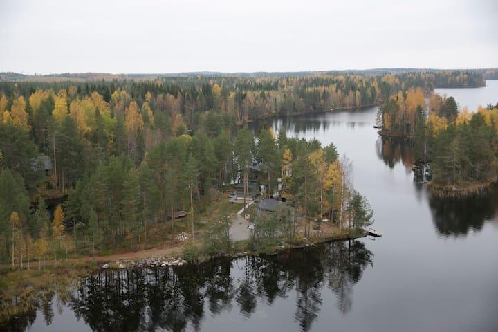 Suvikoto - Mikkeli - Dům