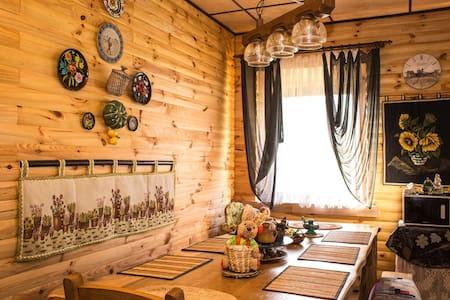 Усадьба в Беловежской Пуще - Каменец