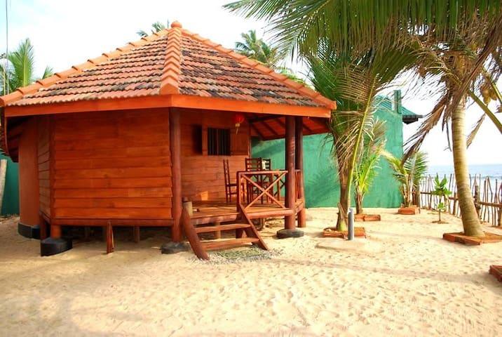 Sudu's beach cabana