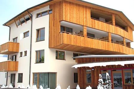 Herzlich Willkommen am Kronplatz - Apartment