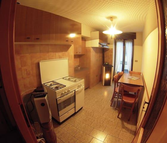 Confortevole appartamento centro  - Vezza d'Oglio