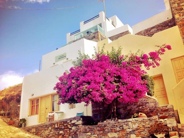 kontseta guesthouse - Kea Kithnos - Departamento