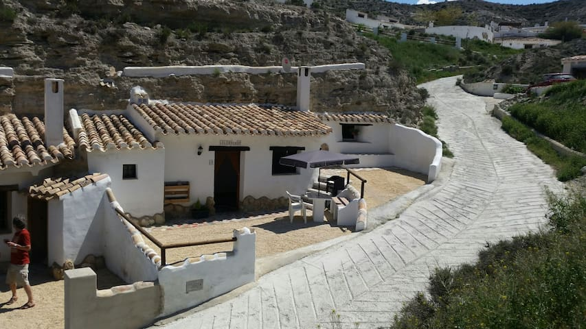 Cueva Liliesleaf - Galera - Cave