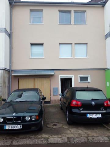 Brána do Čech.