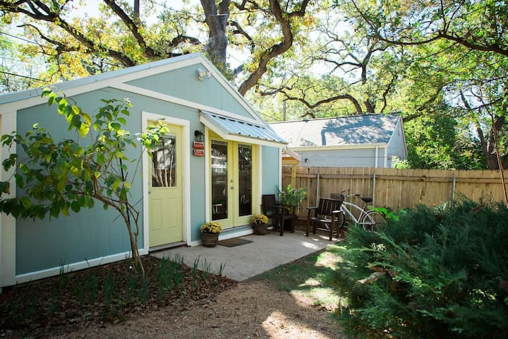Bungalow in historic central Austin - Austin - Bungalow