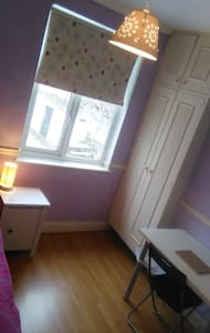 Two rooms, one kingsize, and... - Wembley - Wohnung