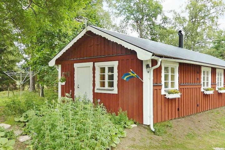 Maison de vacances pour 5 a SÄVSJÖ
