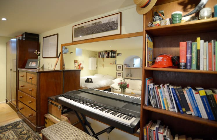 Practise Piano Rooms To Book