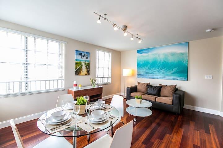 Beautiful 1bdr Hudson Apartment