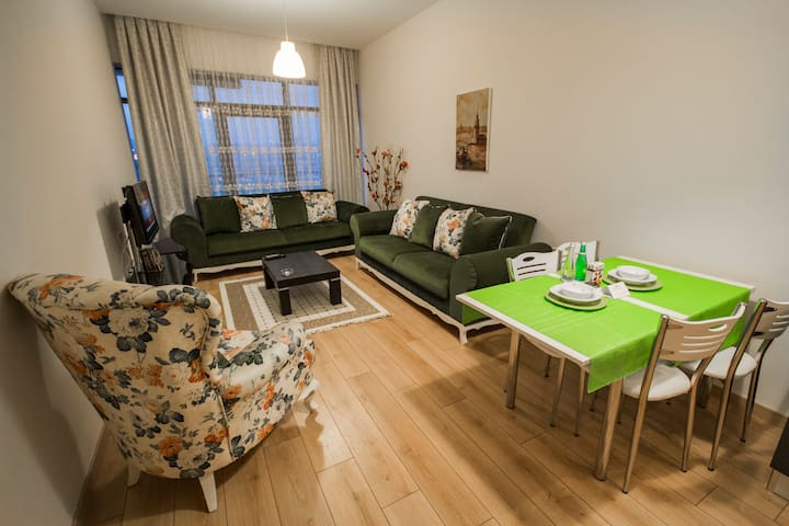 ISTANBUL - BASAKSEHIR LUX RESIDENCE - Istanbul - Appartement