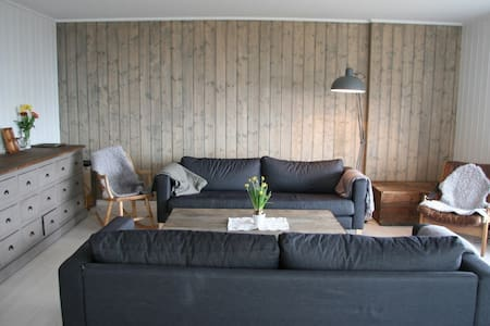 Husdrøm, en time fra Oslo ved sjøen - Filtvet - Дом