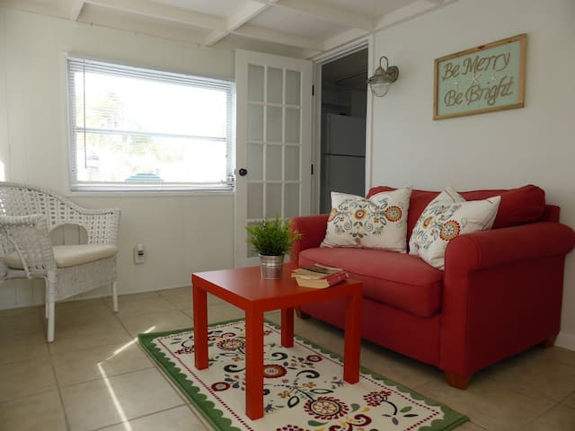 Tarpon Suite in Matlacha - Matlacha - Apartment