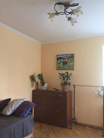 Art room in Lviv / Арт кімната у Львові