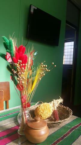 CASITA COMPLETA MUY CERCA AL CENTRO DE LA CIUDAD - Cusco - Wohnung