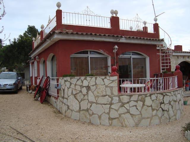 Loue Maison à Jalon (Espagne) - Jalón