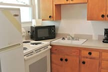 Studio Kitchenette With 1 King Bed