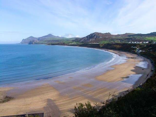 TYWOD ARIAN; NEFYN; NORTH WALES   Beach or Golf - Gwynedd - Appartement