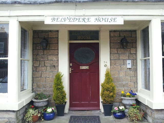Belvedere House B&B (Single room)