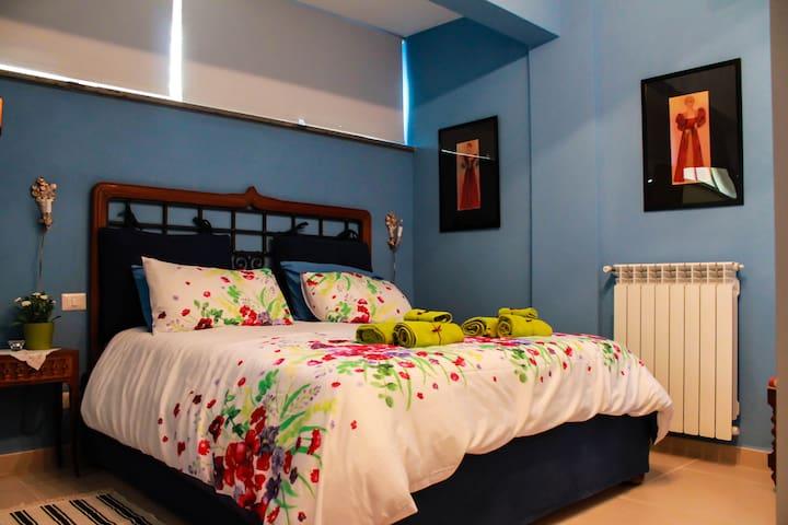 DOMUS MATIDIA-CAMERA BLU a due passi da FRASCATI - Monte Porzio Catone - Apartmen